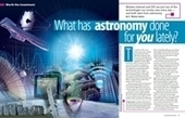 """Astronomy story challenges perception that funding space science is a """"luxury"""" - Astronomy Magazine   Hubble Space Telescope   Scoop.it"""
