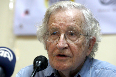 Noam Chomsky, the Salon interview: Governments are power systems, trying to sustain power | Conscious Travel | Scoop.it