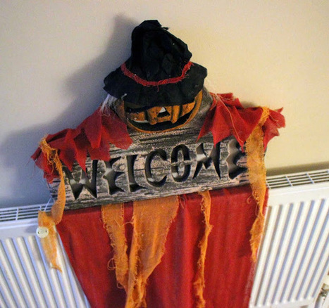 Anna Saccone: Halloween Decor 2013!   My Home - Decor for Living Right   Scoop.it