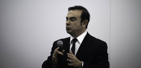 Ghosn, le PDG de Nissan milliardaire... en yens | expat-nippon | Scoop.it