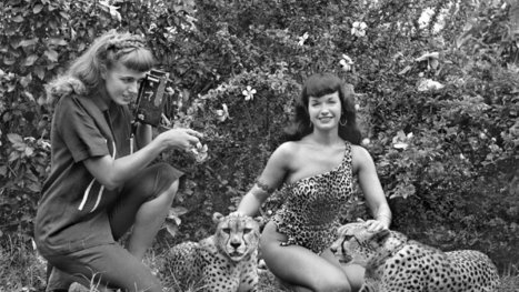 Bunny Yeager, Pinup Portraitist, Dies at 85 | Media, Art, Culture and Technology | Scoop.it