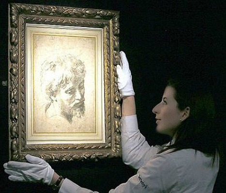 Raphael Drawing is the world's most expensive sketch at $48 million | Renaissance Art | Scoop.it