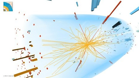 CERN confirms existence of new particle consistent with Higgs boson (video)   Science Matters   Scoop.it