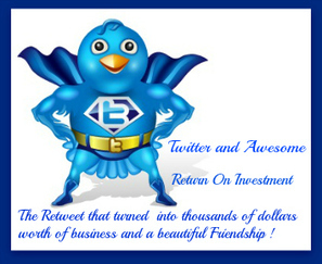 One Tweet can bring thousands in return on investment | Relationships | Scoop.it