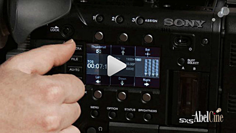 At the Bench: Introduction to the Sony PMW-F55. By Andy Shipsides (30:53) | CINE DIGITAL  ...TIPS, TECNOLOGIA & EQUIPO, CINEMA, CAMERAS | Sony Professional | Scoop.it