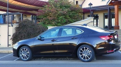 2015 Acura TLX V6 SH-AWD on the road in Oregon wine country - Torque News | Land Bridge Inc | Scoop.it