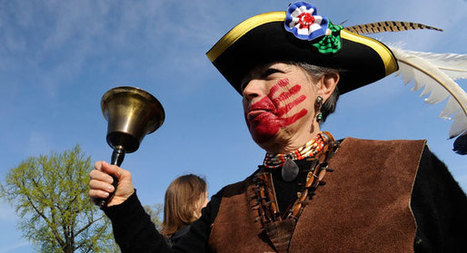 Poll: Support for tea party slips - Tal Kopan | USA Political Parties | Scoop.it
