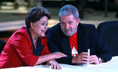 Lula candidato em 2018 é razão do golpe, diz Dilma à revista francesa | EVS NOTÍCIAS... | Scoop.it