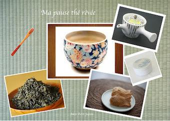 Mon Petit Japon: Ma pause thé rêvée | Baking and Tea | Scoop.it