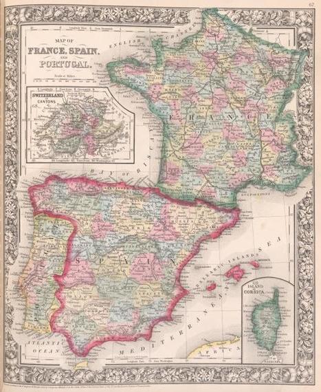 United Explanations  –  Nueva York libera su colección de mapas históricos, y estas son algunas de las joyas que nos encontramos | Nuevas Geografías | Scoop.it