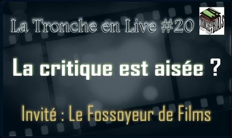 La critique est aisée ? - Tronche en Live #20 (François Theurel)   C@fé des Sciences   Scoop.it