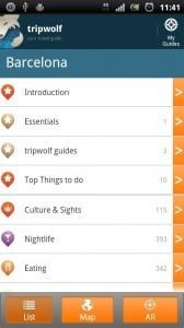 L'application de voyage tripwolf, votre guide pour cet été sur Android ! | Applications Android | Application Android | Scoop.it