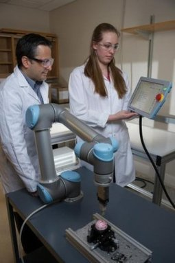 Robotic arm probes chemistry of 3-D objects by mass spectrometry | Trends in the IT industry | Scoop.it