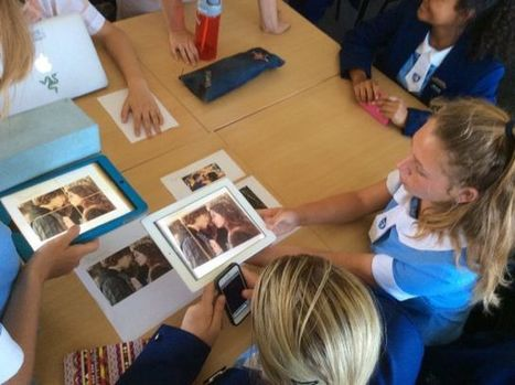 How to use 'app smashing' for research, building, and collaboration - Daily Genius | Ipad in der Schule | Scoop.it