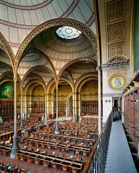 Dans le futur, les bibliothèques dernier rempart contre la censure? | Actu | Scoop.it