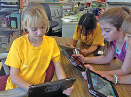 Writing and tech come together at Burlingame school - San Mateo Daily Journal | Tools for Lesson Planning | Scoop.it