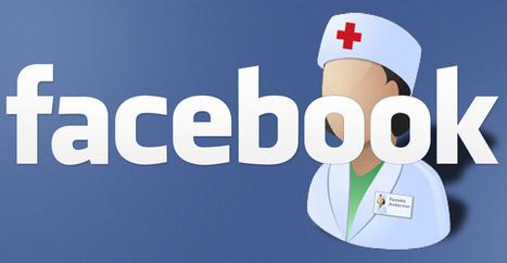Facebook veut concurrencer Doctissimo et connaître votre santé | WEB | Scoop.it