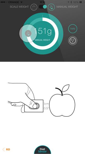 DietSensor - Scan your food, manage your health | Produits de e-santé | Scoop.it