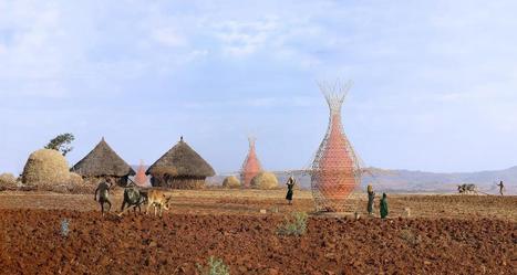 Une tour en bambou pour attraper l'eau | TRIZ et Innovation | Scoop.it