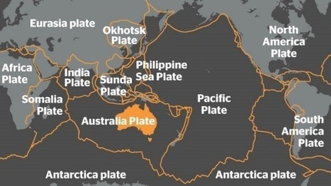 New Earth dawns: supercontinent slowly takes shape | Conformable Contacts | Scoop.it