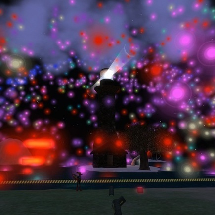 Sometimes testing is fun. Testing Balpien's fireworks on the #InWorldz beta grid.  http://yfrog.com/obtechqj | InWorldz Fun | Scoop.it