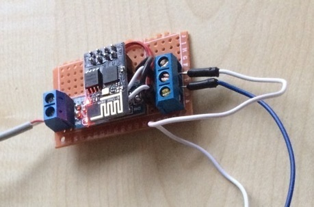 Adding WiFi to my home ventilation system | Arduino, Netduino, Rasperry Pi! | Scoop.it