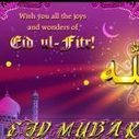 Eid ul Fitr Mubarak Greetings Profile (Dp's) Pictures for 2016 | Social Media Guides | Scoop.it