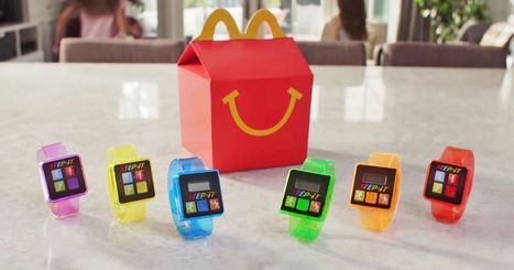McDonald's pulls plug on Happy Meal activity trackers | qrcodes et R.A. | Scoop.it
