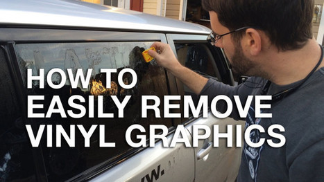 Tips For Removing Car Window Graphics   Australia   New Zealand   Scoop.it