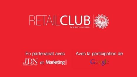 Retail Club#5 : Le point sur les vitrines digitales   La Synthèse Retail, Digital & CRM par etixia   Scoop.it
