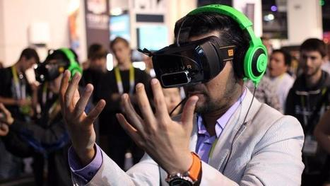 Here's how virtual reality and augmented reality could go big beyond gaming | REALIDAD AUMENTADA Y ENSEÑANZA 3.0 - AUGMENTED REALITY AND TEACHING 3.0 | Scoop.it