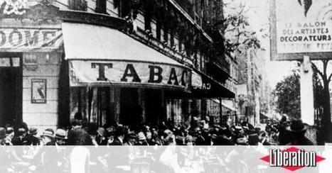 A Montparnasse, ruée sur les terrasses | MILLESIMES 62 : blog de Sandrine et Stéphane SAVORGNAN | Scoop.it