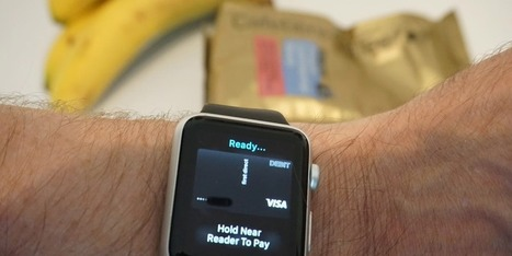 More than a billion contactless payments in UK highlight potential for Apple Pay | Le paiement de demain | Scoop.it