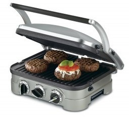 Cuisinart GR-4N 5-in-1 Griddler - modern grill machine | The Best Reviews | Scoop.it
