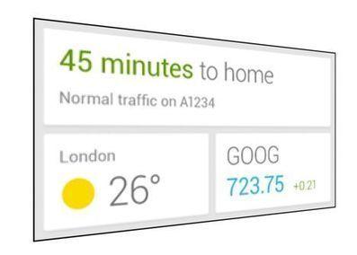 Google Now: Update with Widget   Google+ Resources #EvanG+   Scoop.it