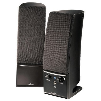 Insignia Ns-Pcs20 Stereo Computer Speakers   Link wheel   Link wheel service  Link wheel seo   Scoop.it