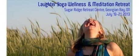 Hasya Yoga (Laughter Yoga Wellness & Meditation) Retreat ...   MOVING NATIONS   Scoop.it