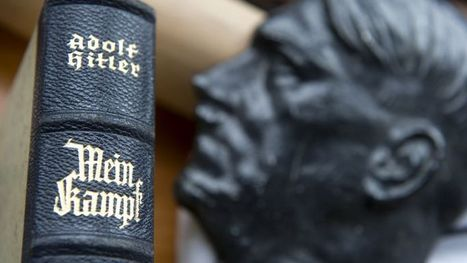 Mein Kampf:ouvrage antisémite mais document historique   Nucléaire, biologie moléculaire, espace, IT, environnement, politique et...musique du monde.   Scoop.it
