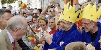 Famille royale: Les humoristes se lâchent en Belgique | Belgitude | Scoop.it