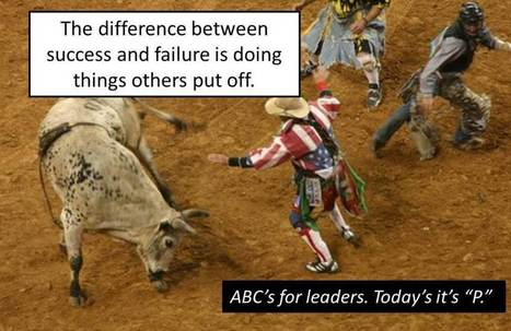 Crushing 5 Urgent Leadership Challenges | Corporate University | Scoop.it