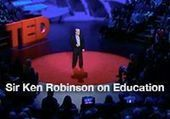 Presentation & Motivation Zen: Sir Ken Robinson Gives Best Talk Yet, TED & Education | The Science and Art of Motivation | Scoop.it