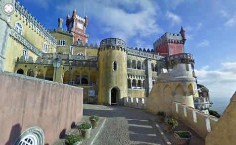 Já é possível visitar alguns monumentos portugueses sem sair do sofá | Portugality | Scoop.it