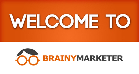 Welcome To The Brainy Marketer Blog - Launch Contest - Brainy Marketer | Blogging Contests | Scoop.it