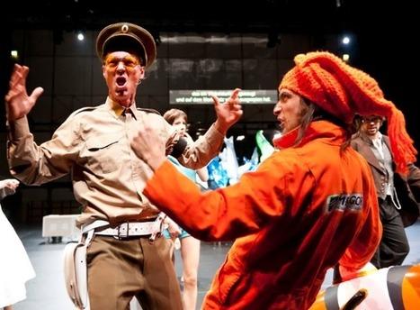 Festival d'Avignon - Vincent Baudriller:«On n'a jamais voulu enfermer le théâtre dans une seule définition» - Evene   L'actualité du théâtre   Scoop.it