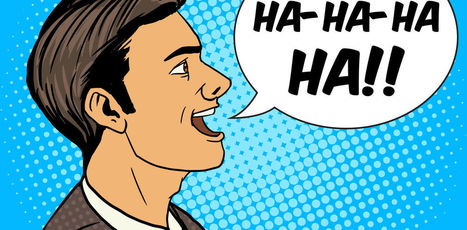 Getting serious about funny: Psychologists see humor as a character strength   positive psychology   Scoop.it