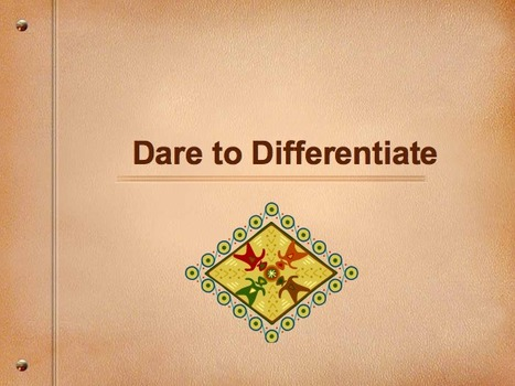 daretodifferentiate - home | Differentiated Instruction | Scoop.it