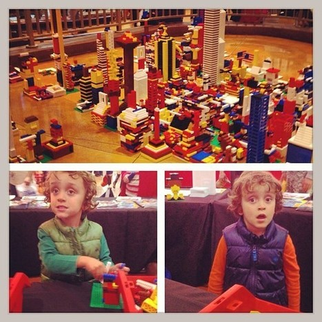 @oprymills Lego is building the USA out of Legos... | Heron | Scoop.it