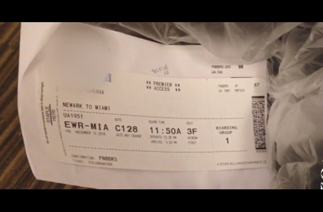 What Do You Do With Your Boarding Pass After A Flight? Throwing It Away Could Leave You At Risk | TLC TravelS' Tours & Cruises! | Scoop.it