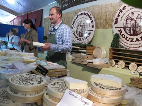 Coulommiers : la Foire aux fromages, rendez-vous des gourmands | The Voice of Cheese | Scoop.it