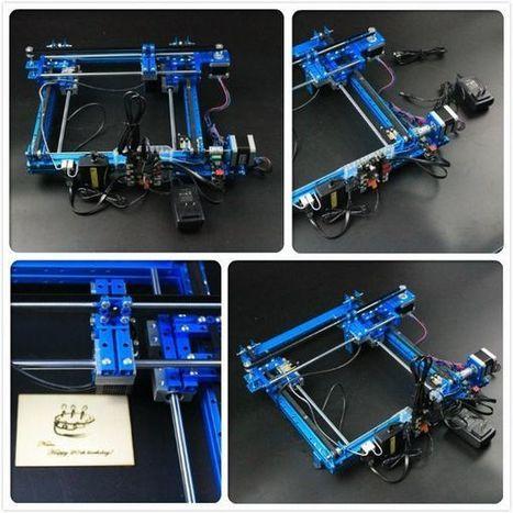 Mini XY Laser Engraver | Visionario | Scoop.it